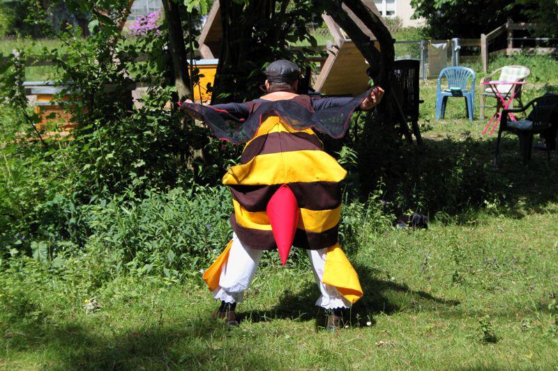 Wisst ihr wo die Bienen sind?