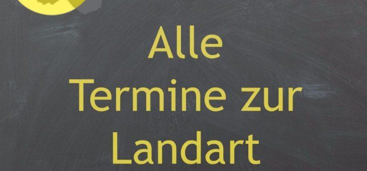 Terminkalender 2017